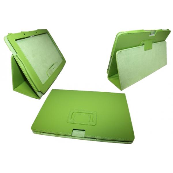 Чехол книжка для планшета Acer Iconia Tab A510,A511, A700,A701 (Зеленый)
