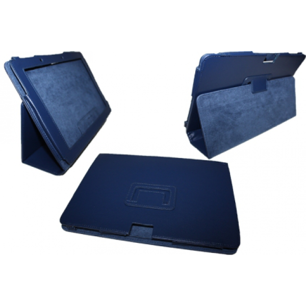 Чехол книжка для планшета Acer Iconia Tab A510, A511, A700, A701 (Синий)