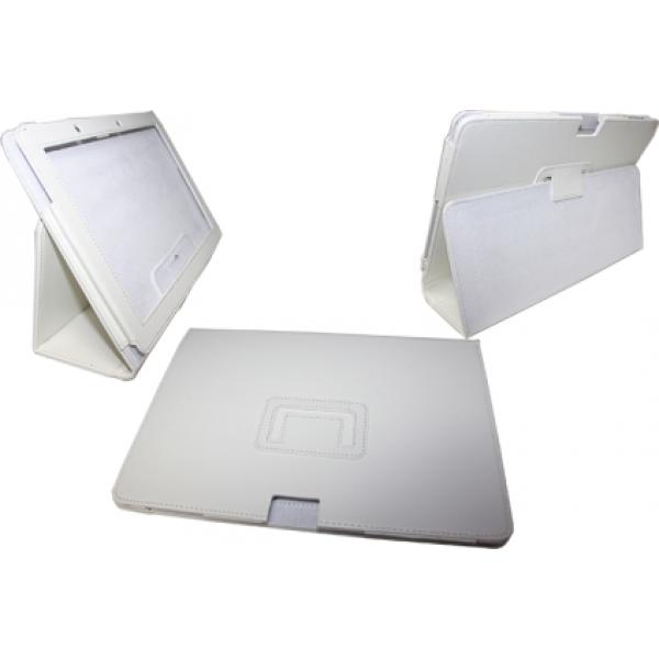 Чехол книжка для планшета Acer Iconia Tab A510,A511, A700,A701 (Белый)