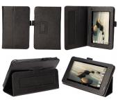 Чехол книжка для планшета Acer Iconia Tab B1-720 (Черный)