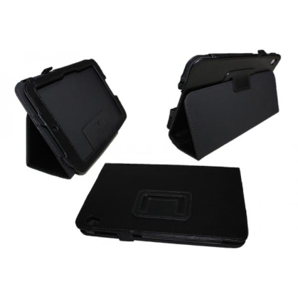 Чехол книжка для планшета Acer Iconia Tab W3-810 (Черный)