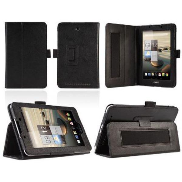 Чехол книжка Classic для планшета Acer Iconia Tab A1-713 (Черный)