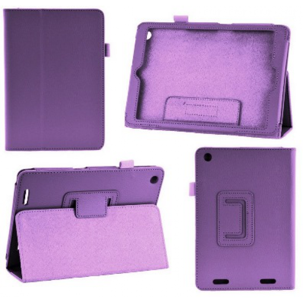Чехол книжка Classic для планшета Acer Iconia Tab A1-830, A1-831 (Фиолетовый)