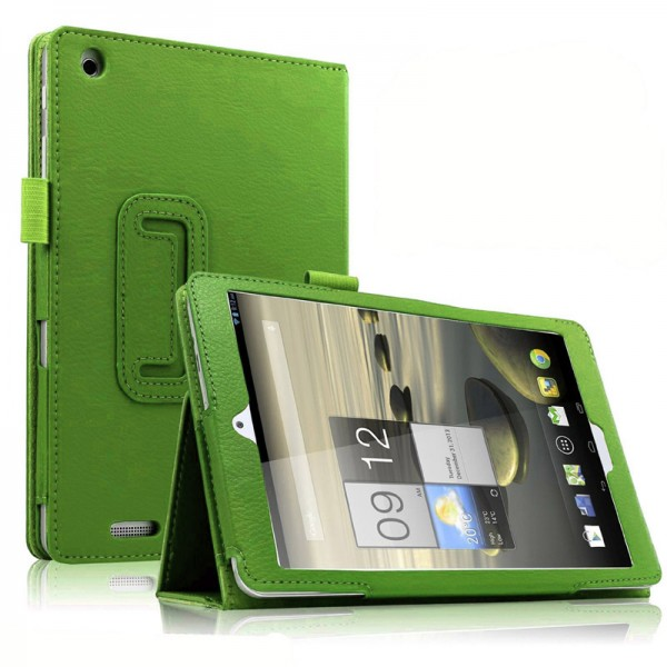 Чехол книжка Classic для планшета Acer Iconia Tab A1-830, A1-831 (Зеленый)
