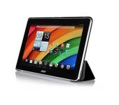 Чехол книжка SlimFit для планшета Acer Iconia Tab A3-A10, A3-A11 (Черный)