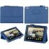 Чехол книжка для планшета Acer Iconia Tab A1-810, A1-811 (Синий)