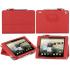 Чехол книжка для планшета Acer Iconia Tab A1-810, A1-811 (Красный)