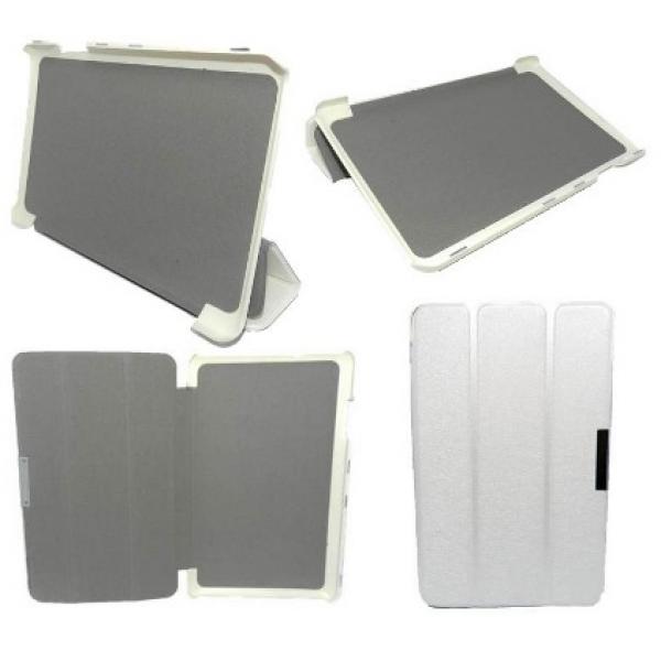 Чехол книжка SlimFit для планшета Acer Iconia Tab B1-720 (Белый)