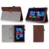 Чехол книжка для планшета Dell Venue 11 Pro, i3 (Коричневый)