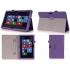 Чехол книжка для планшета Dell Venue 11 Pro, i3 (Фиолетовый)