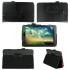Чехол книжка для планшета Dell Venue 8 (Черный)