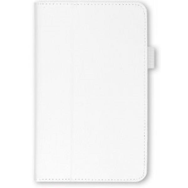 Чехол книжка для планшета Dell Venue 8 (Белый)