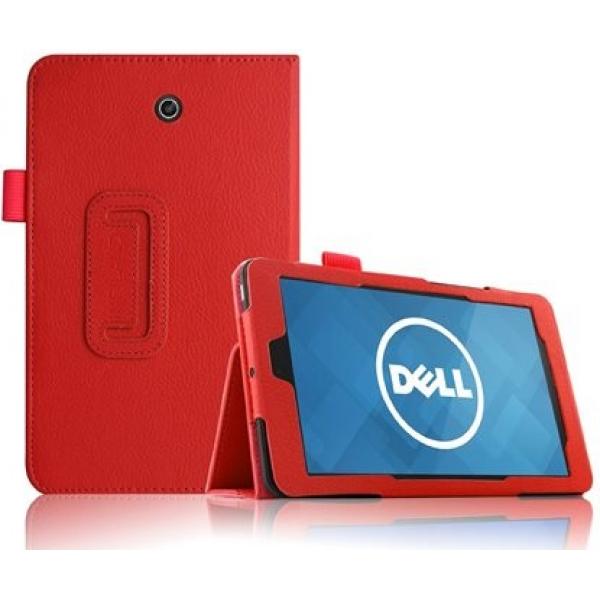 Чехол книжка для планшета Dell Venue 8 (Красный)