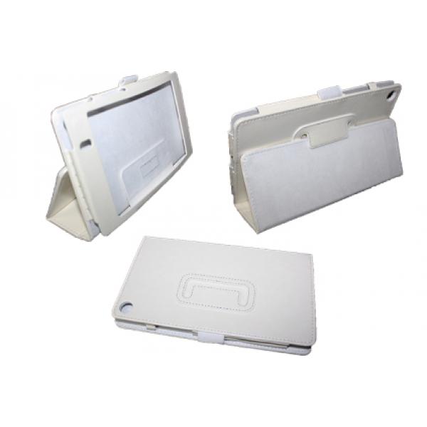 Чехол книжка для планшета Asus Google Nexus 7 2013 (Белый)