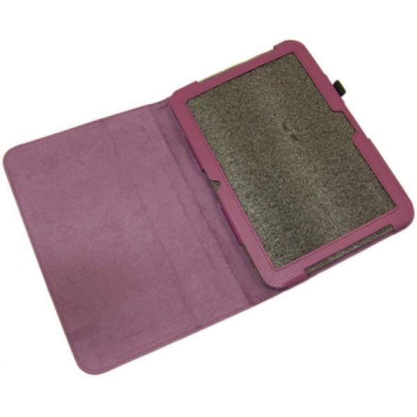 Чехол книжка для планшета Samsung Google Nexus 10 P8110 (Сиреневый)