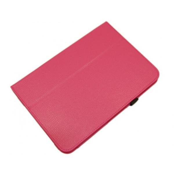 Чехол книжка для планшета Samsung Google Nexus 10 P8110 (Малиновый)