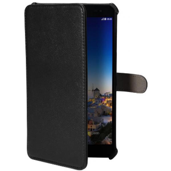 Чехол книжка Armor для планшета Huawei MediaPad X1 (Черный)