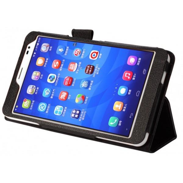 Чехол книжка Classic для планшета Huawei Mediapad M1 8' дюймов (Черный)