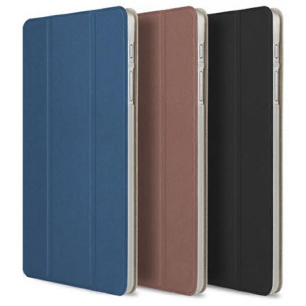 Чехол книжка SlimFit для планшета Huawei MediaPad M1 (Черный)