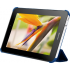 Чехол книжка для планшета Huawei Mediapad Youth 1, Youth 2 (Синий)
