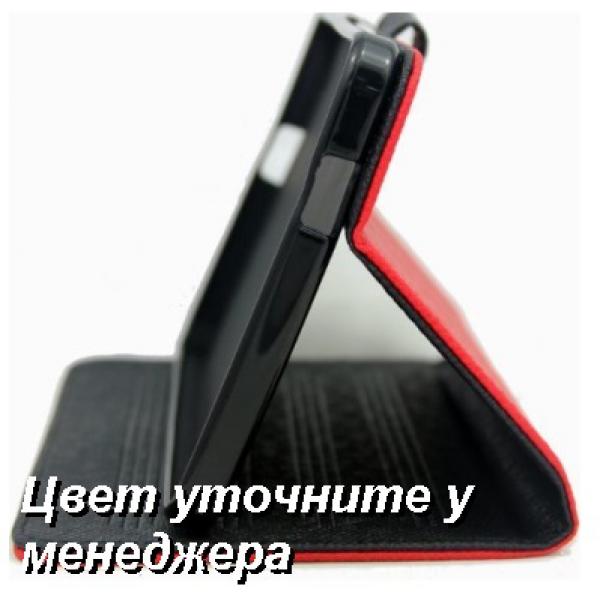 Чехол книжка SlimFit для планшета Huawei MediaPad X1 (Черный)