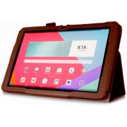 Чехол книжка для планшета LG G Pad 10.1 V700 (Коричневый)