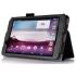 Чехол книжка для планшета LG G Pad 7.0 V400 (Черный)