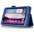 Чехол книжка для планшета LG G Pad 7.0 V400 (Синий)