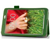 Чехол книжка для планшета LG G Pad 8.3 v500 (Зеленый)