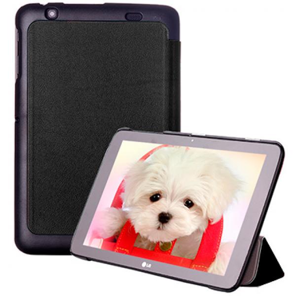 Чехол книжка SlimFit для планшета LG G Pad 8.3 (Черный)