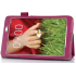 Чехол книжка для планшета LG G Pad 8.3 v500 (Фиолетовый)