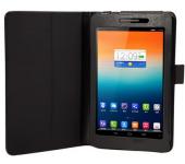 Чехол книжка для планшета Lenovo IdeaTab A5500, 8 A8-50 (Черный)