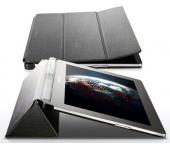 Чехол книжка SlimFit для планшета Lenovo IdeaTab S6000 (Черный)
