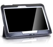 Чехол Slim AntiSpot для Samsung Galaxy Tab 3 10.1 (Черный)