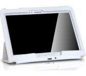 Чехол Slim AntiSpot для Samsung Galaxy Tab 3 10.1 (Белый)