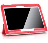 Чехол Slim AntiSpot для Samsung Galaxy Tab 3 10.1 (Красный)