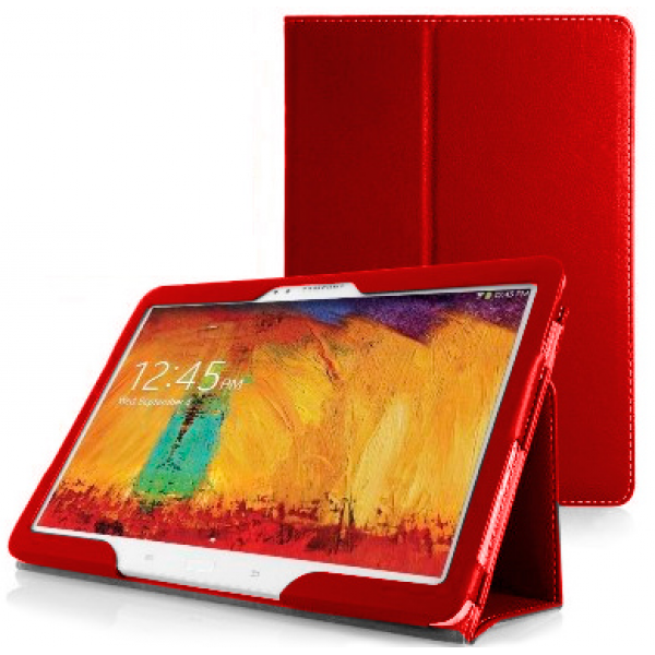 Чехол книжка Classic для планшета Samsung Galaxy Note Pro 12.2 SM-P9000, P9010, P9020, P9050 (Красный)