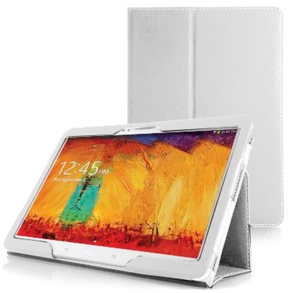 Чехол книжка Classic для планшета Samsung Galaxy Note Pro 12.2 SM-P9000, P9010, P9020, P9050 (Белый)