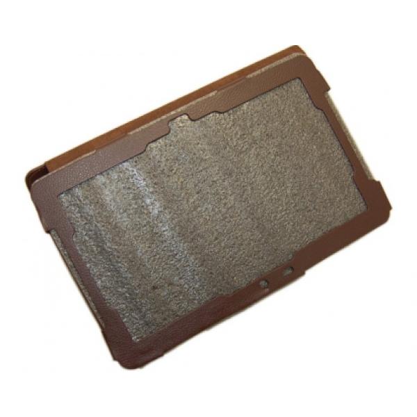 Чехол книжка для планшета Samsung ATIV Smart PC Series 5 XE500T1C (коричневый)