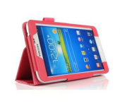 Чехол книжка для планшета Samsung Galaxy Tab 4 7.0 SM-T230, SM-T231, SM-T235 (Красный)