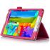 Чехол книжка classic для планшета Samsung Galaxy Tab S 8.4 SM-T700, SM-T705 (Малиновый)