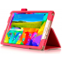 Чехол книжка classic для планшета Samsung Galaxy Tab S 8.4 SM-T700, SM-T705 (Красный)