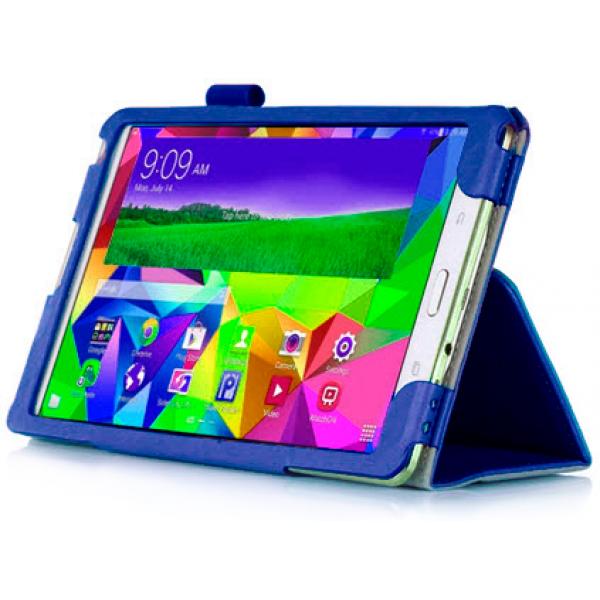 Чехол книжка classic для планшета Samsung Galaxy Tab S 8.4 SM-T700, SM-T705 (Синий)