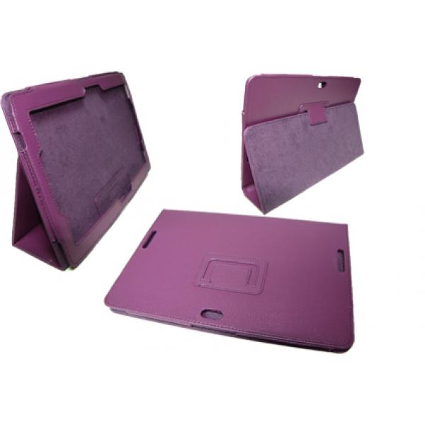 Чехол книжка для планшета Samsung ATIV Smart PC Pro SERIES 7 XE700T1C (сиреневый)