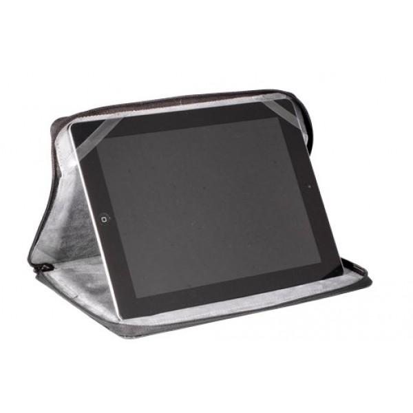 Чехол книжка с ремнем Universal для Samsung Galaxy Tab 10.1 (Черный)