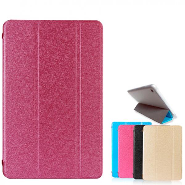 Чехол книжка SlimFit для планшета Xiaomi MiPad (Малиновый)