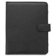 Универсальный чехол книжка для планшетных компьютеров, планшетов 12,2 (Черный)