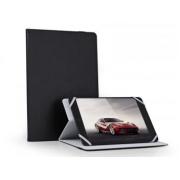 Универсальный чехол книжка Бабочка 7 дюймов для планшетных компьютеров, планшетов и электронных книг (Черный, премиум)