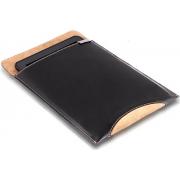 Универсальный чехол карман, конверт, папка 10 дюймов для планшетных компьютеров, планшетов и электронных книг (Серая замша)