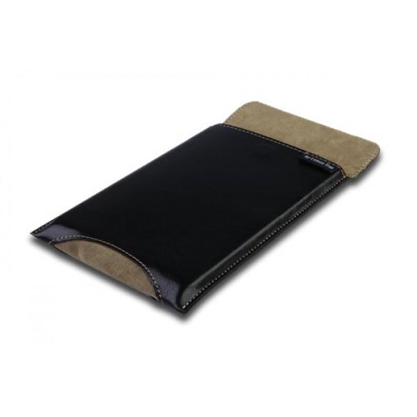 Чехол карман, конверт, папка для планшета Huawei MediaPad 7 Lite (Серая замша)